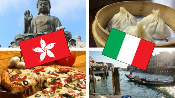 Italy vs Hong Kong