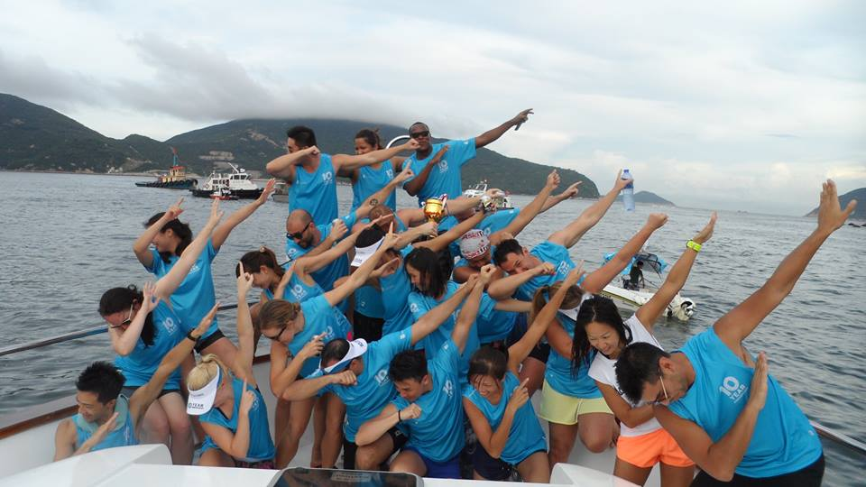 Dragon Boat Team 2016