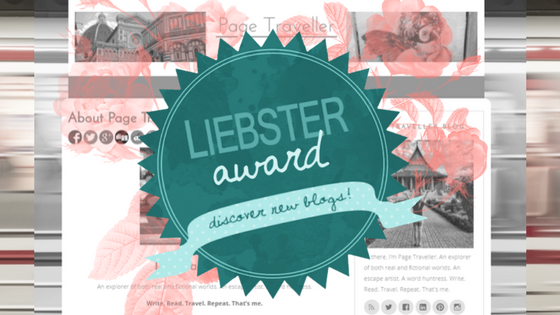 Liebster Award Cover