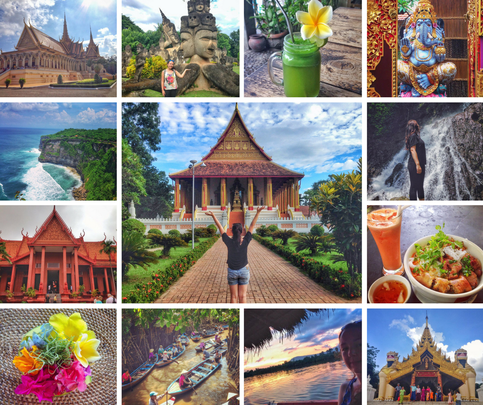 Two Months in Southeast Asia