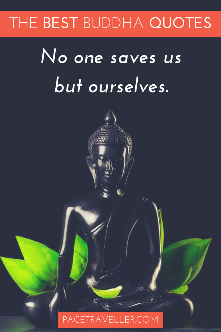 The Best Buddha Quotes About Life Page Traveller