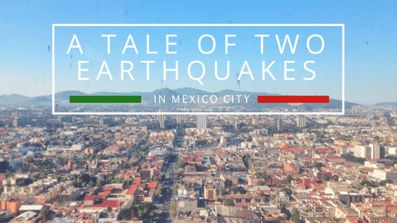 earthquakes in mexico city cover